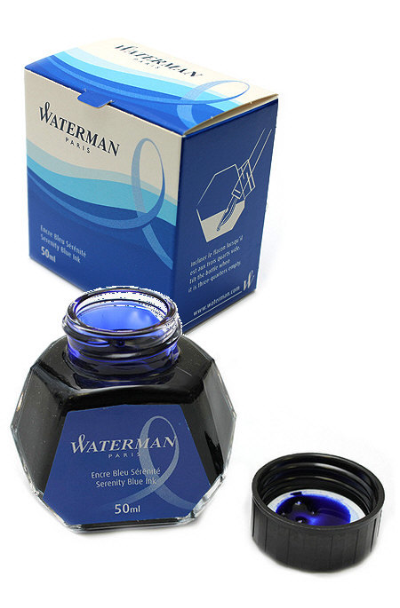 Waterman Serenity Blue (S0110750)