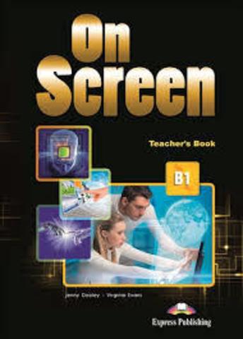On Screen B1 Teacher's Book - книга для учителя