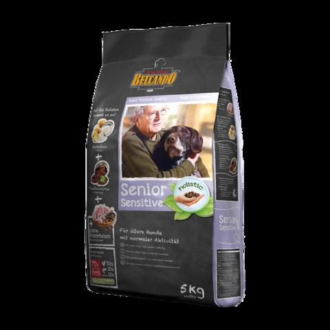 Belcando Senior Sensitive Сухой корм для пожилых и чувствительных собак