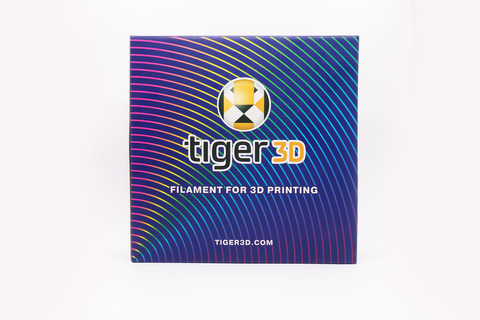 Tiger3D ABS-пластик катушка, 1.75 мм, 1 кг, серая