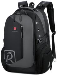 Рюкзак ROTEKORS 9387-17 USB Серый