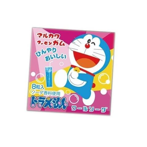 Жевательная резинка Marukawa со вкусом охлаждающей газировки 6 гр