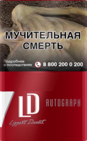 ЛД Autograph Red Табак