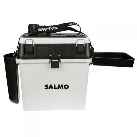 Ящик рыболовный зимний Salmo 2-х ярусный