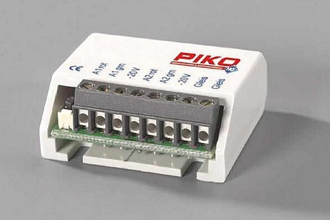 Декодер управления электромагнитными устройствами (стрелками)