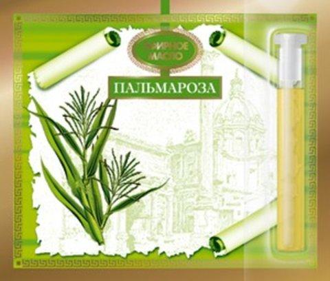 Эфирное масло «Пальмароза»™Царство Ароматов