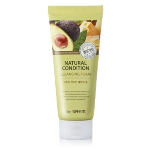 Natural Condition Cleansing Foam [Nourishing)