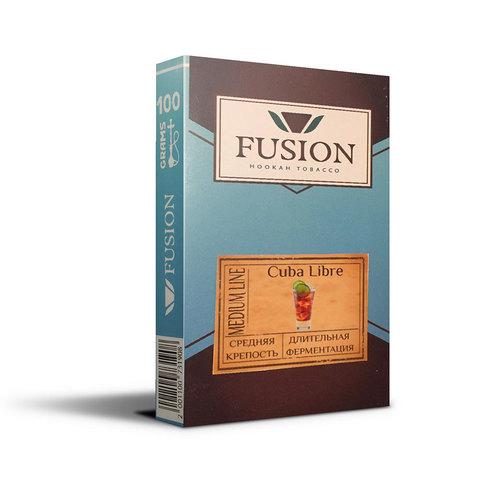 Табак Fusion Medium Cuba Libre 100 г