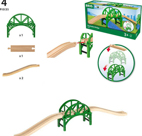 BRIO 33885 Для деревянной железной дороги