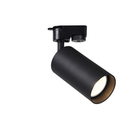 Трековый светильник 01 - 02 by DesignLed (черный)