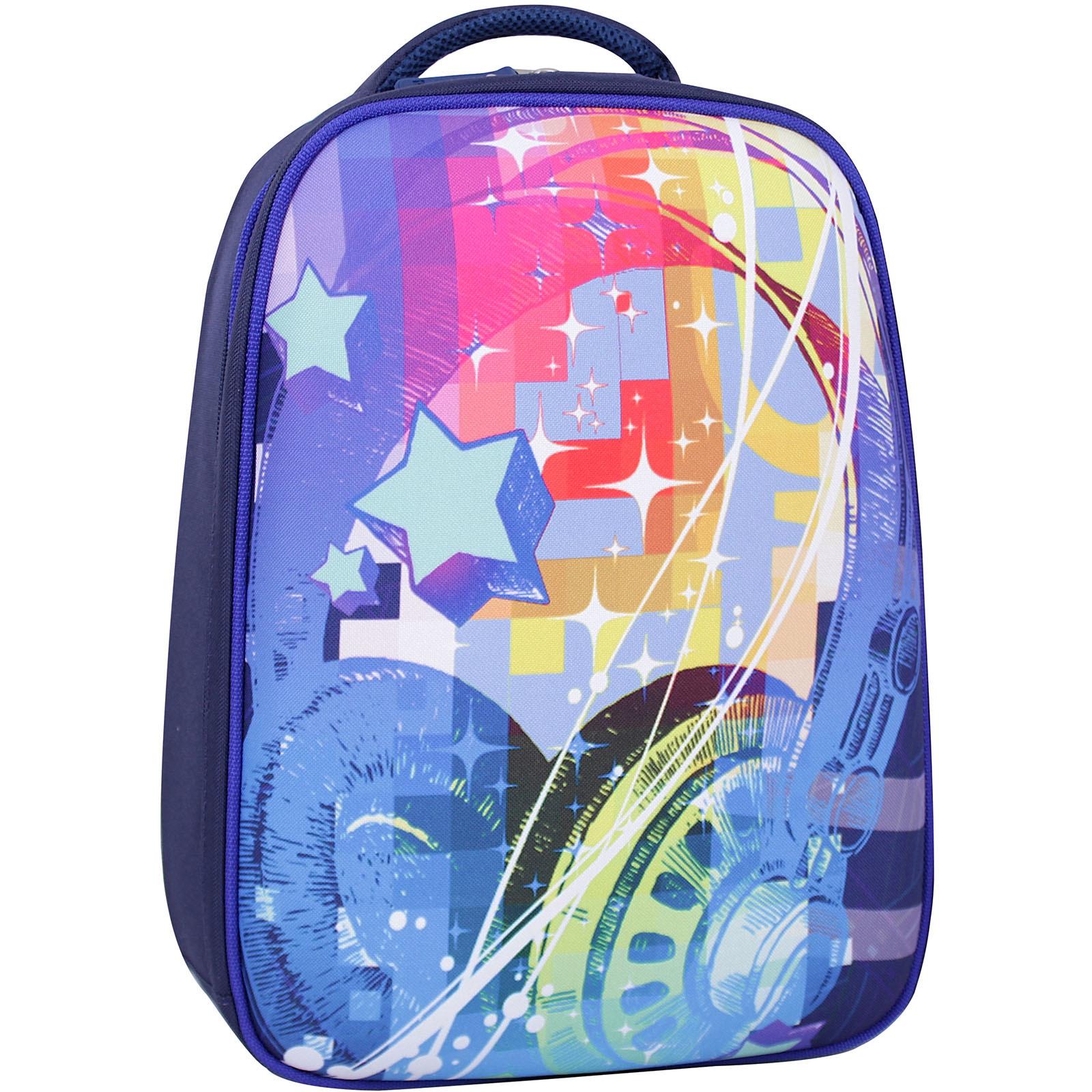 Школьные рюкзаки Рюкзак Bagland Turtle 17 л. чернильный 614 (0013466) IMG_8475_суб.614_.JPG