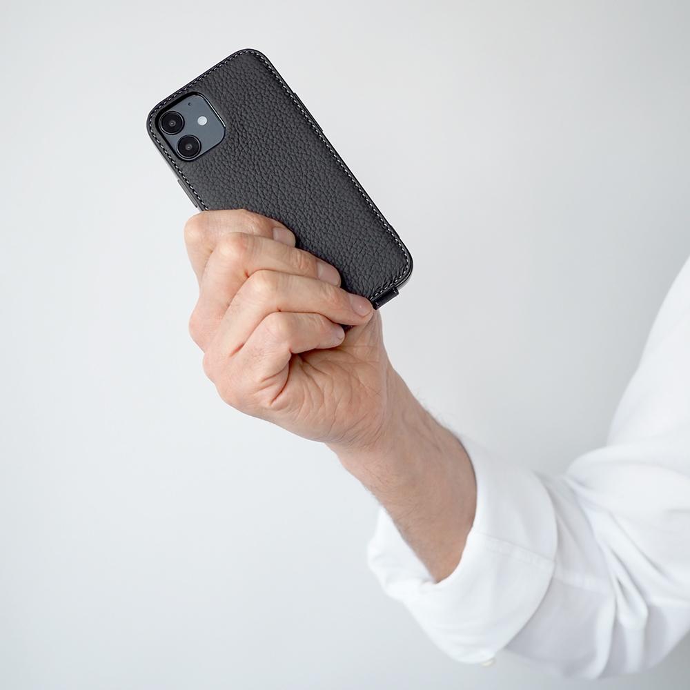 Case for iPhone 12 mini - black mat