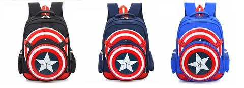 Рюкзак школьный Капитан Америка в ассортименте
