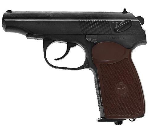 Пистолет Макарова пневматический МР 654К-20