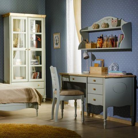 Письменный стол из массива Айно 6