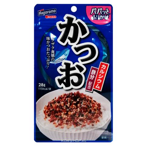Приправа для риса фурикакэ Hagoromo с тунцом 28 гр