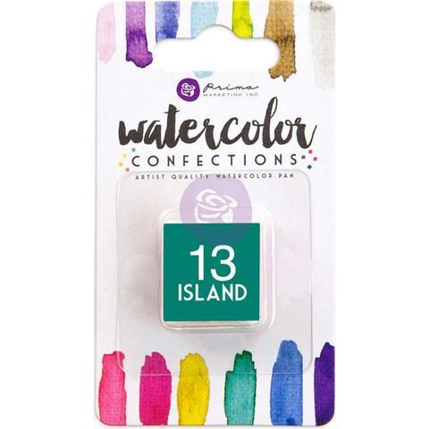 Акварельные краски штучно Prima Watercolor Confections Watercolor Pan Refill - Цвет 13