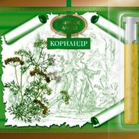 Эфирное масло «Кориандр»™Царство Ароматов