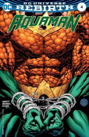Aquaman #4 (2016)