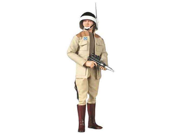 Star Wars - Captain Antilles Militaries