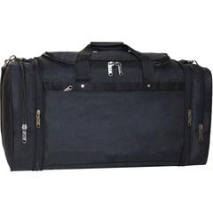 Спортивная сумка Bagland Мюнхен 59 л. Черный (0032570)