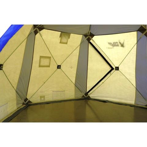 Палатка для зимней рыбалки Polar Bird Family T