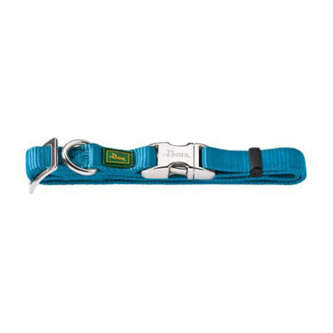 HUNTER Ошейник для собак нейлоновый с металлической застежкой ALU-Strong L (45-65 см)