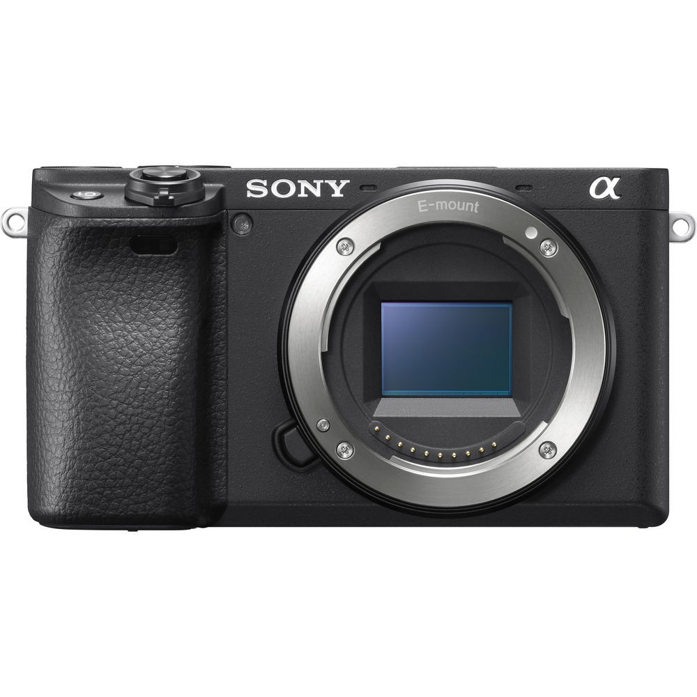 ILCE-6400 фотоаппарат Sony Alpha A6400 body