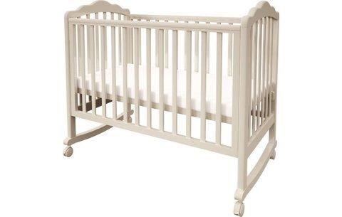 Кроватка детская Polini kids Classic 621, бежевый