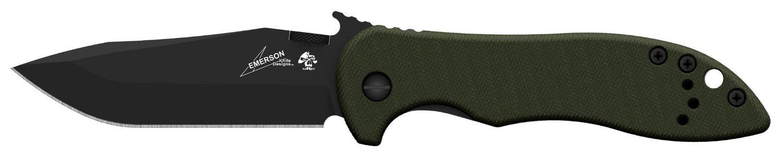Нож KERSHAW / EMERSON CQC-5K модель 6074OLBLK