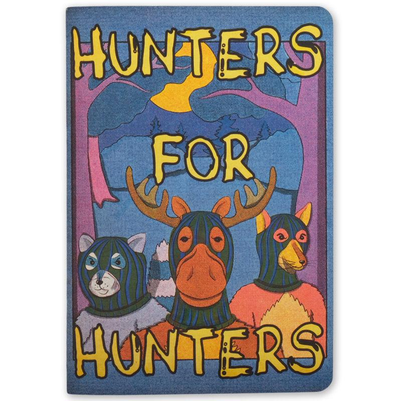Hunters for hunters / Блокнот А5
