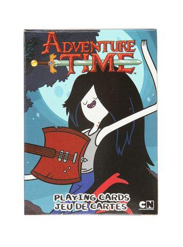 Игральные карты Adventure Time