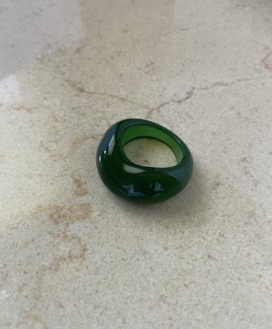 Кольцо Филипта, зеленый