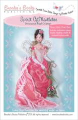 Brooke`s Books Publishing Spirit of Mistletoe Angel