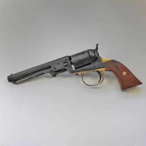 Miniature Colt Navy revolver