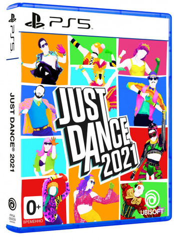 Just Dance 2021 (PS5, русская версия)