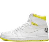 Кроссовки Nike Air Jordan 1 Retro White\Yellow