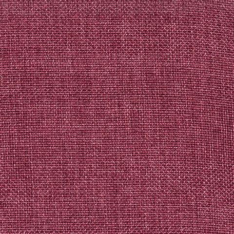 Портьерная ткань Бергамо рогожка малиновый