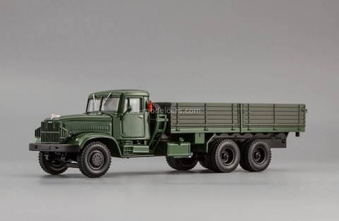 KRAZ-219B 1963-1966 green 1:43 Nash Avtoprom