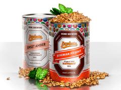 Домашняя мини-пивоварня Inpinto Premium, фото 3