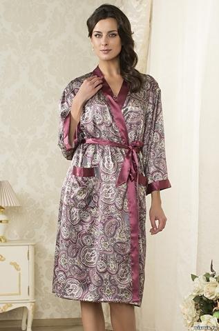 Классический длинный халат Mia Sofia 9409 ADEL