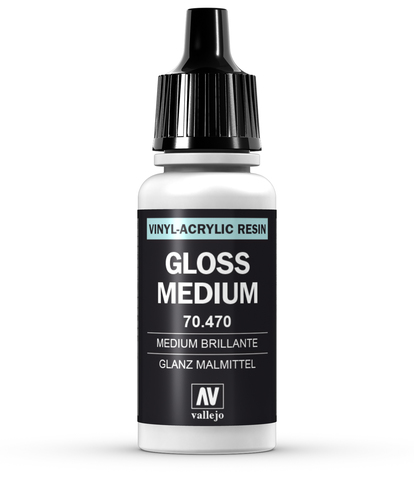Gloss Medium 17 ml.