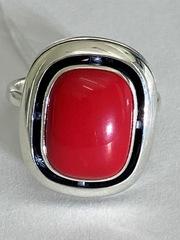 Небо (кольцо  из серебра)