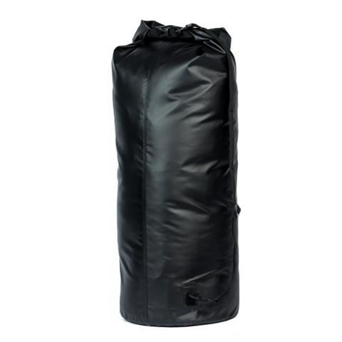 Герметичный баул 80 л, black