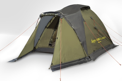 Палатка KARIBU 3 comfort