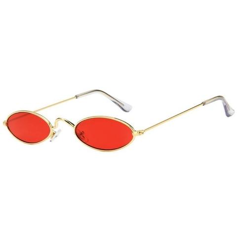 Солнцезащитные очки 183002s Красный - фото