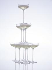 Набор из 4 бокалов для шампанского