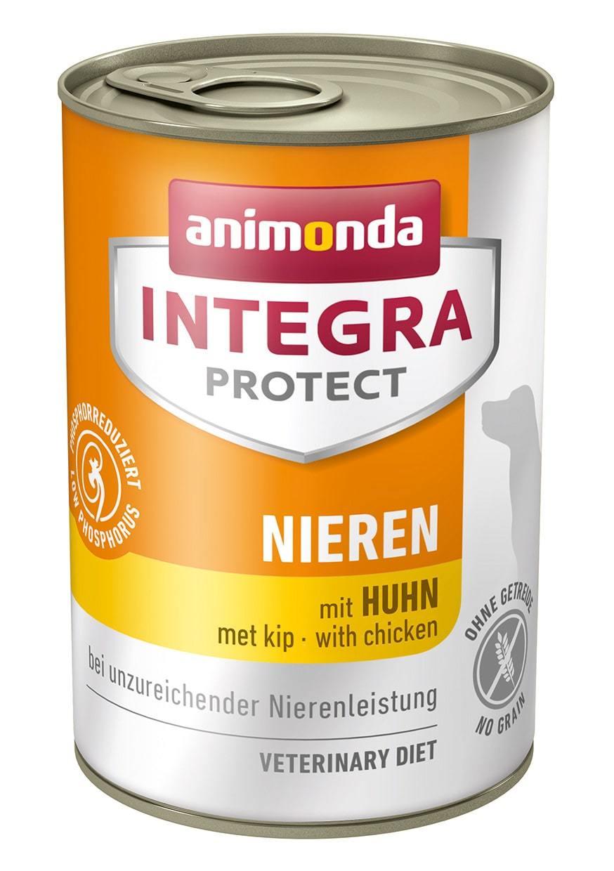 Купить Animonda Integra Protect Dog (банка) Nieren (RENAL) with Chicken у собак