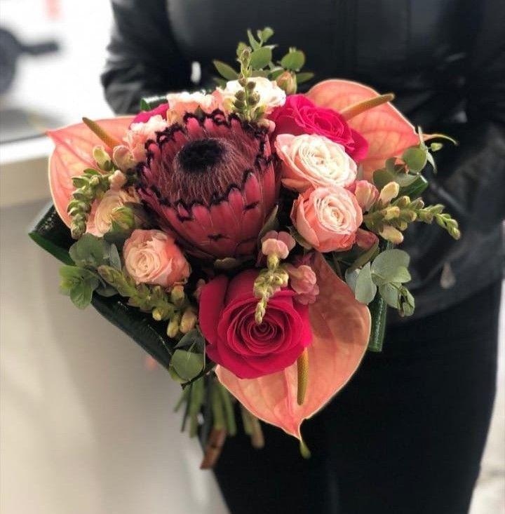 Букет невесты (БН- 17)