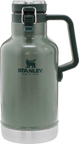Термос Stanley Classic (1,9 литра), темно-зеленый